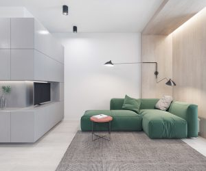 in - Minimalist Interior Design Living Room