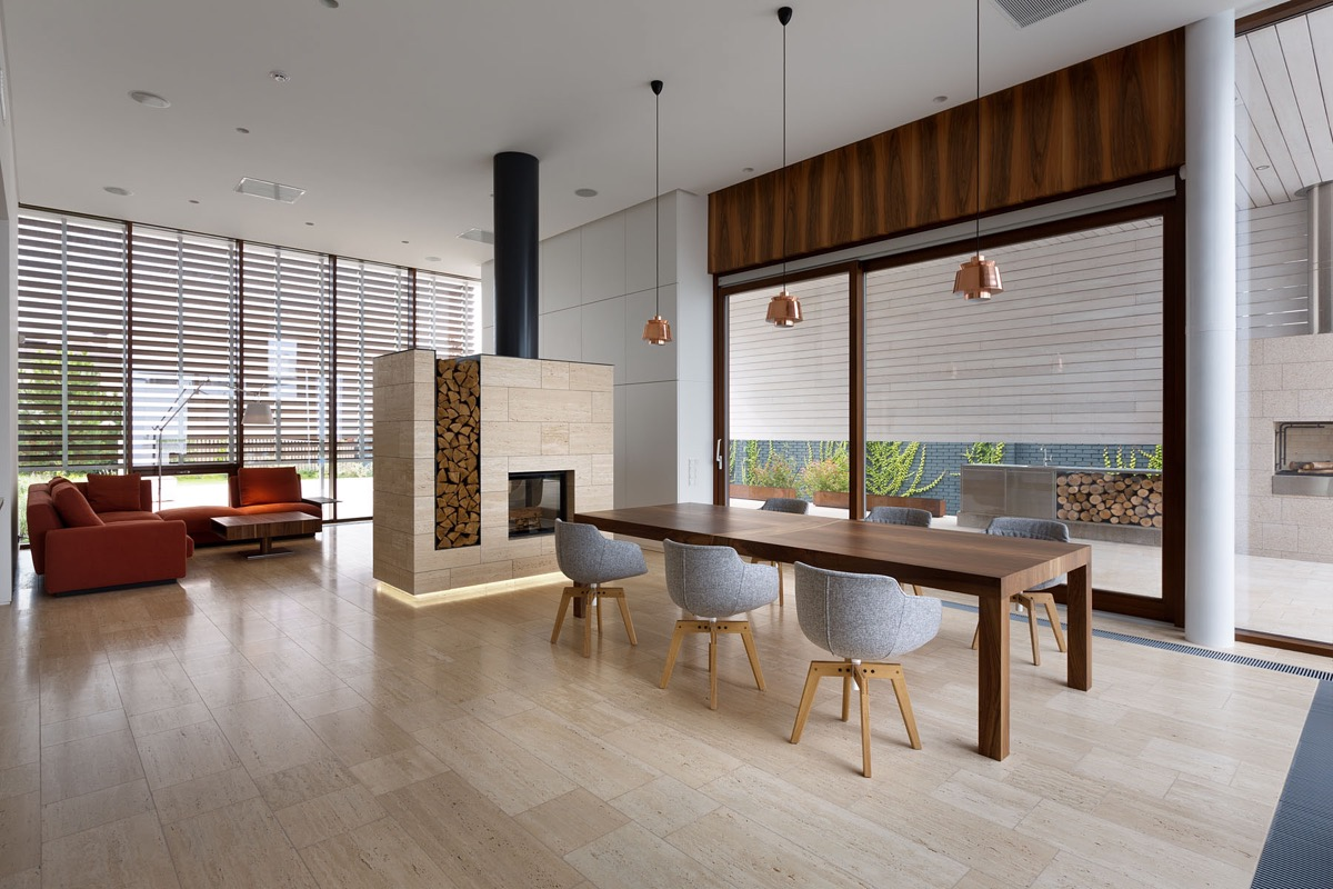 50 strikingly modern dining rooms that inspire you to for Essbereich modern
