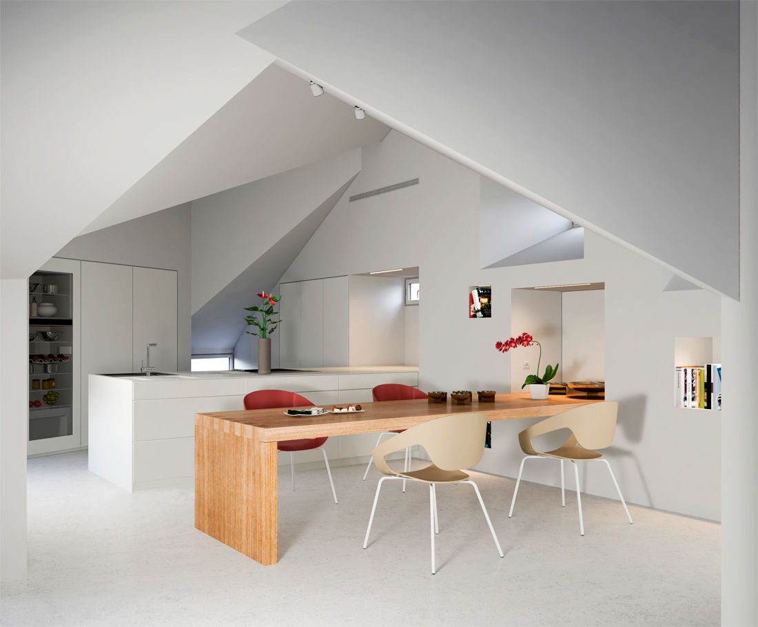 World Of Interiors 50 Strikingly Modern Dining Rooms That