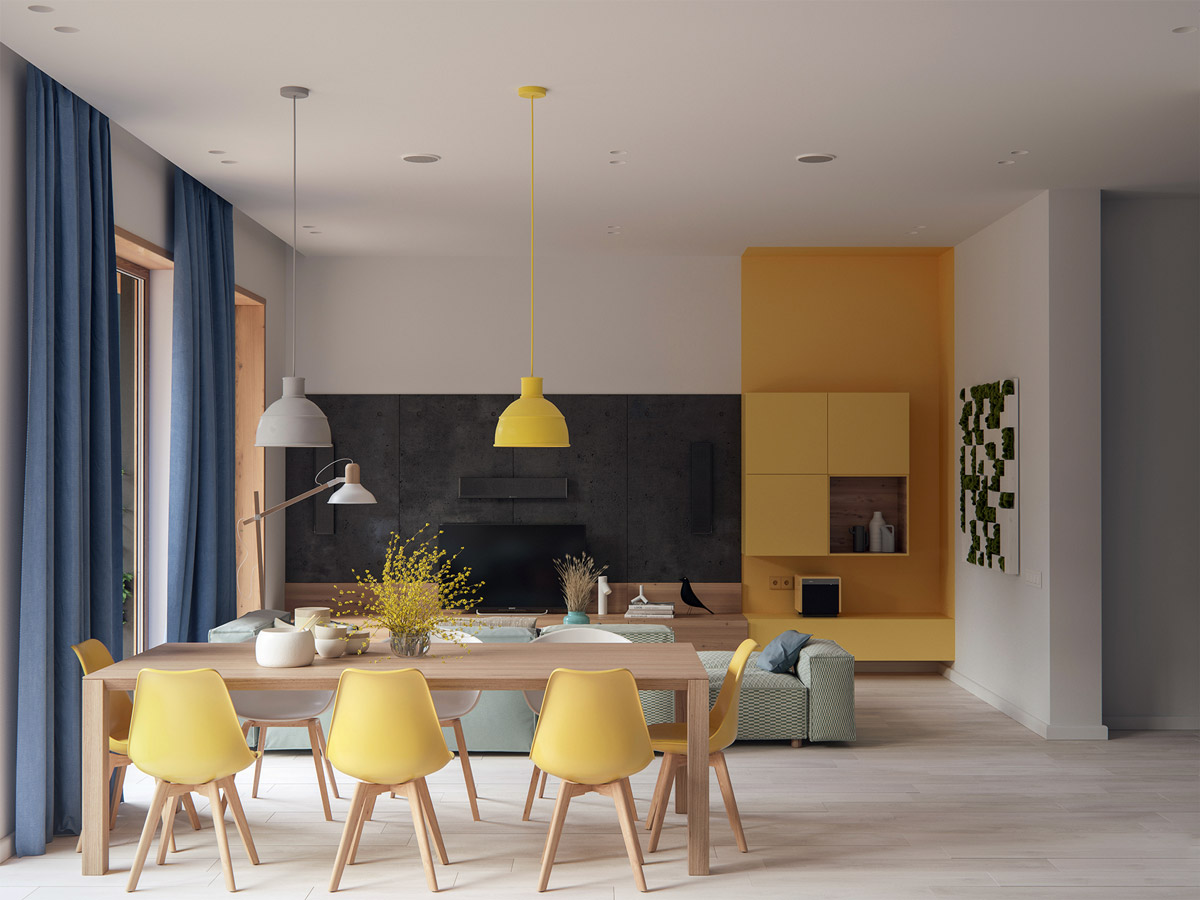 50 strikingly modern dining rooms that inspire you to for Esszimmer ideen modern