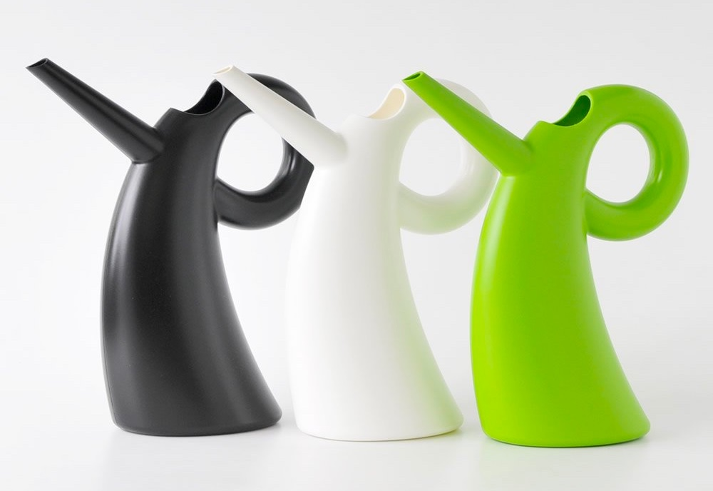 36 unique watering cans that also serve as decorative items