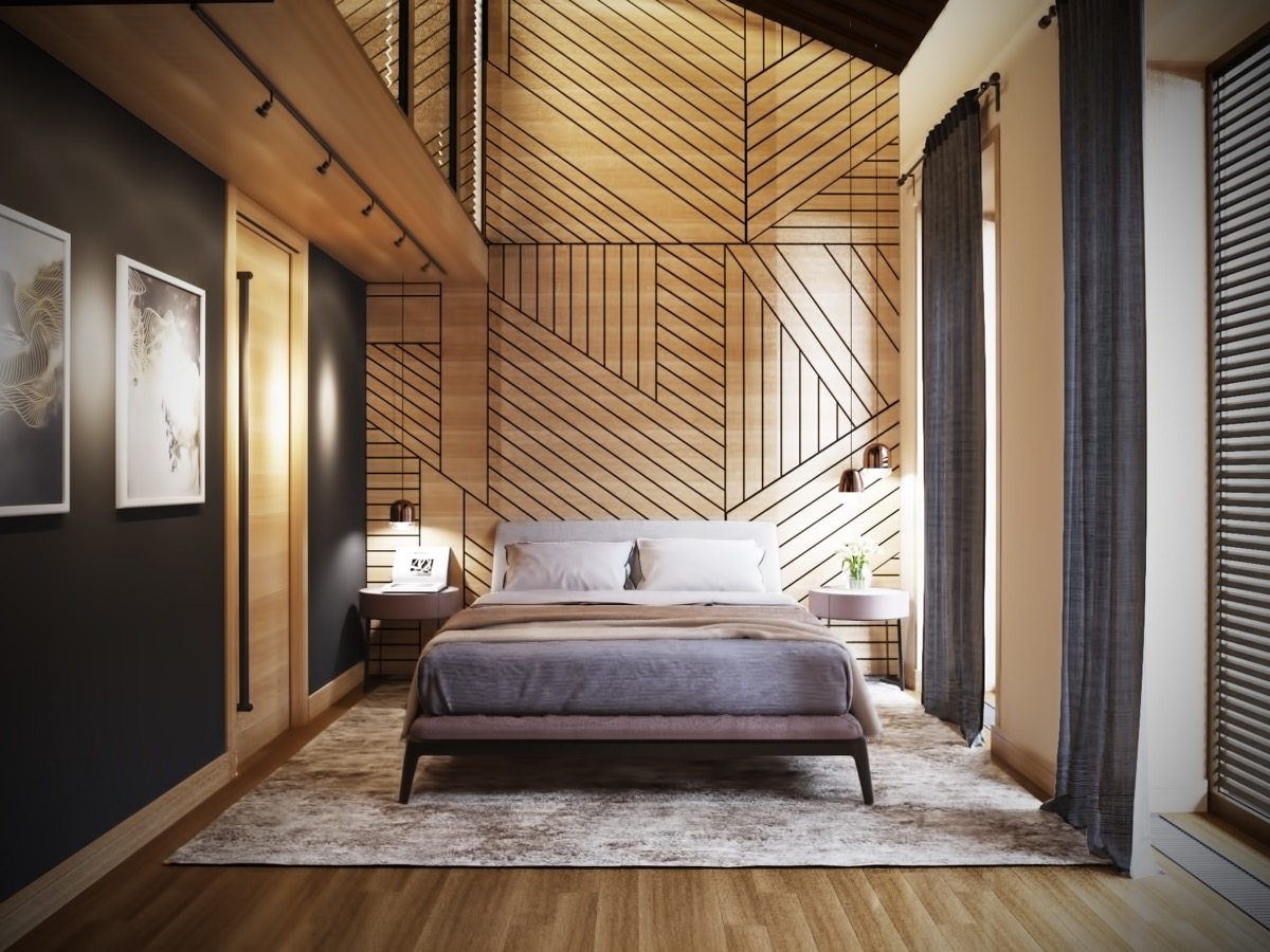40 Beautiful Bedrooms That We Are In Awe Of