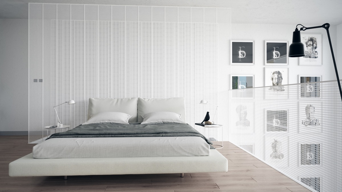 Apartment With Minimalistic Bedroom Loft - 3 fabulous apartment designs with lofted bedrooms