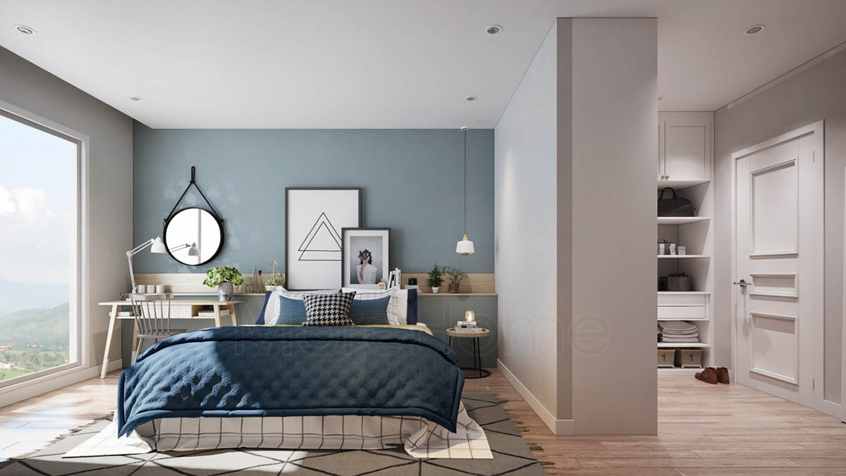 Home Designing A Cozy Pair Of Apartments With Subtle