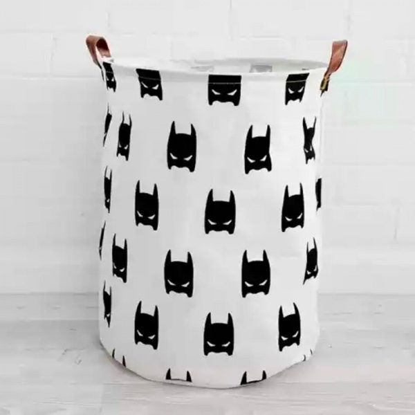 50 unique laundry bags baskets to fit any theme - Superhero laundry hamper ...