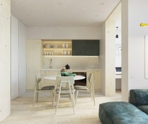 5 studio apartments that use space splendidly - Home Design Apartment