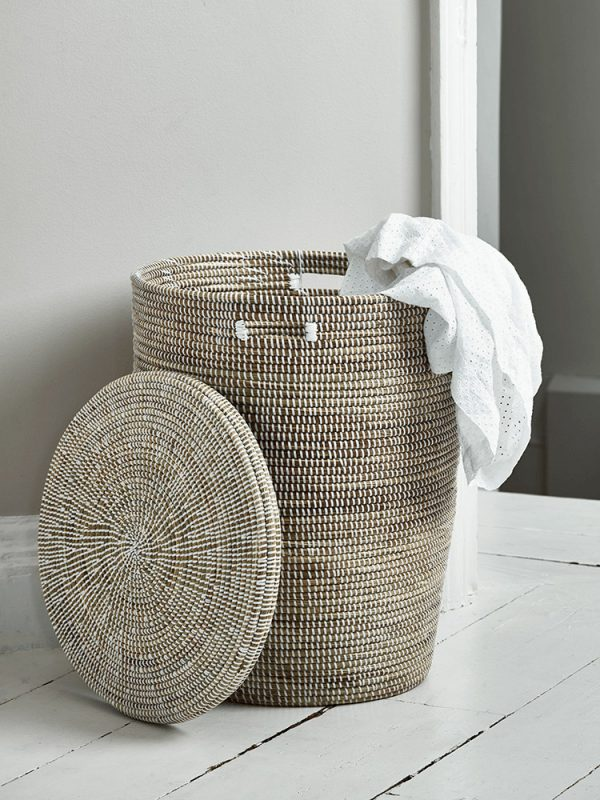laundry bags and baskets