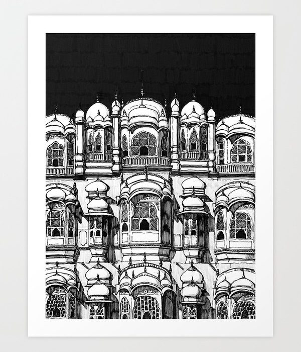 40 Beautiful Architectural Prints Posters For People Who