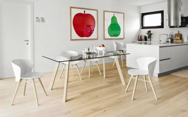 I BUY IT  Bahia Chair These Modern Plastic Dining