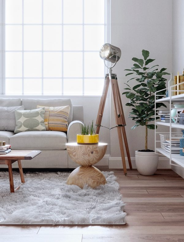 50 unique floor lamps that always deserve the spotlight for Floor lamps for living room