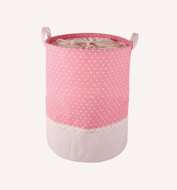In the bathroom or living room, bedroom, use for storage, laundry basket. Style: Bag. 1,The pictures show only a part of the ones, you may receive assorted random lots in the styles the ones shown, wh.