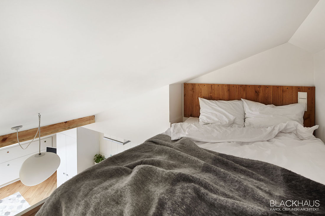 Simple Apartment Loft Bed Design - 3 fabulous apartment designs with lofted bedrooms