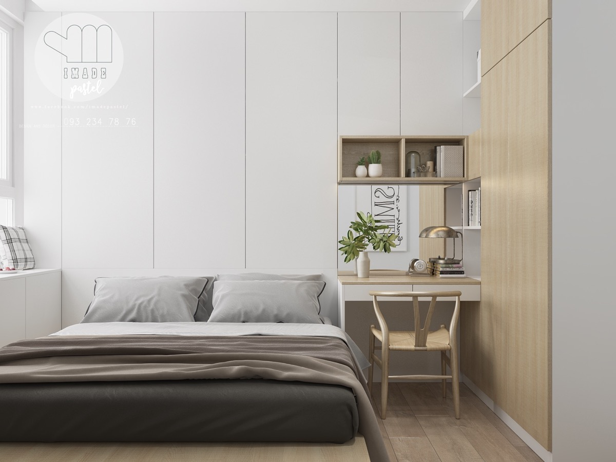 HOME DESIGNING A Cozy Pair Apartments With Subtle