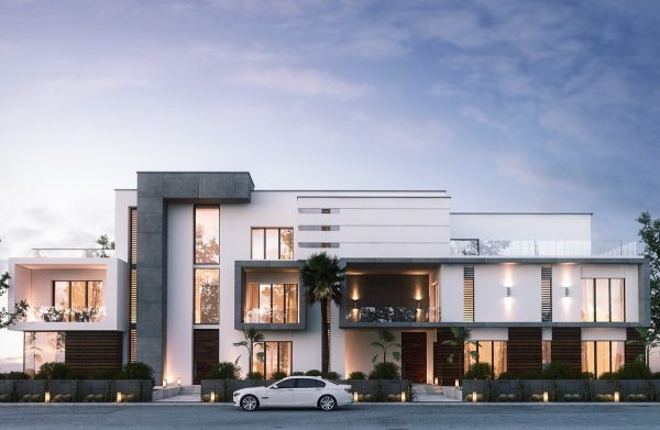 50 stunning modern home exterior designs that have awesome for Front street home designs