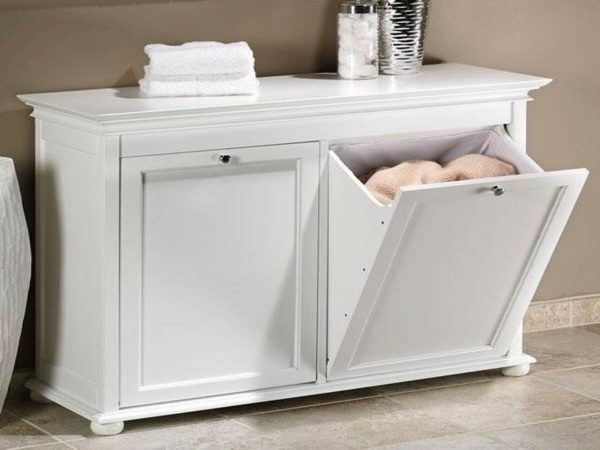 Beau BUY IT · Tilt Out Laundry Hamper Cabinet: ...