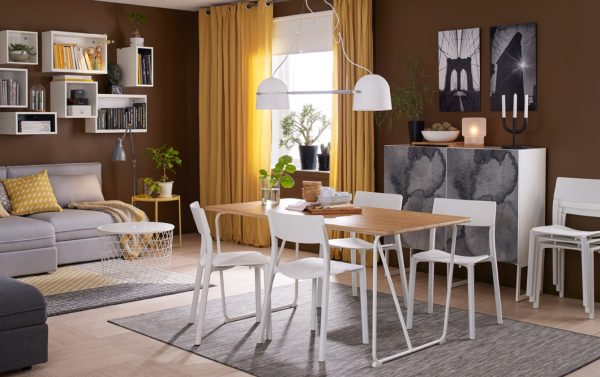 BUY IT · Ikea Janinge Stackable Dining Chair: ...