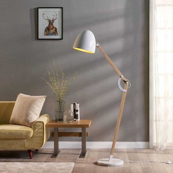 50 unique floor lamps that always deserve the spotlight buy it multi use adjustable floor lamp mozeypictures Image collections