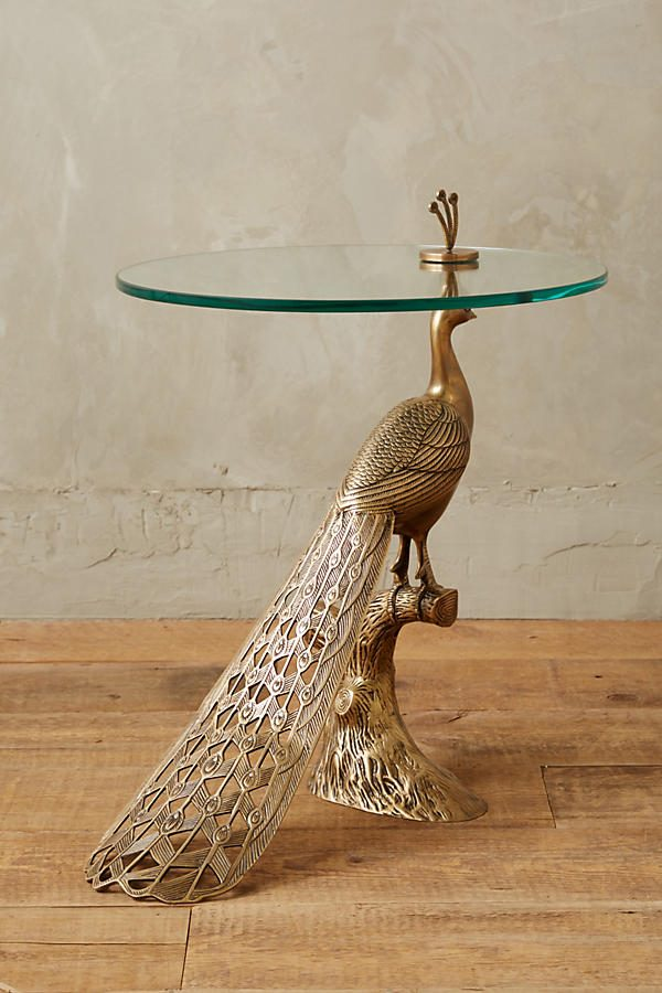 50 unique end tables that add the perfect living room finish for Peacock coffee table