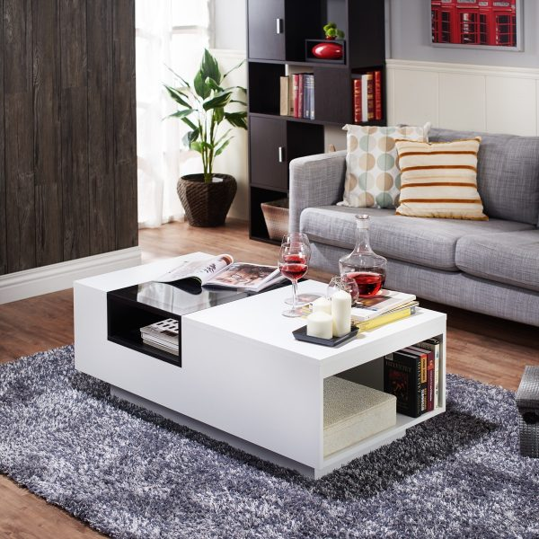 50 Unique Coffee Tables That Help You Declutter and Stylise Your ...