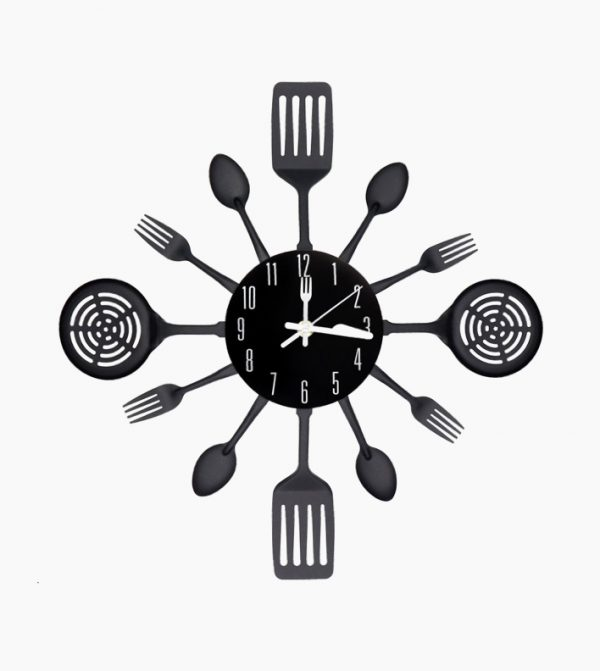 It Black Cutlery Kitchen