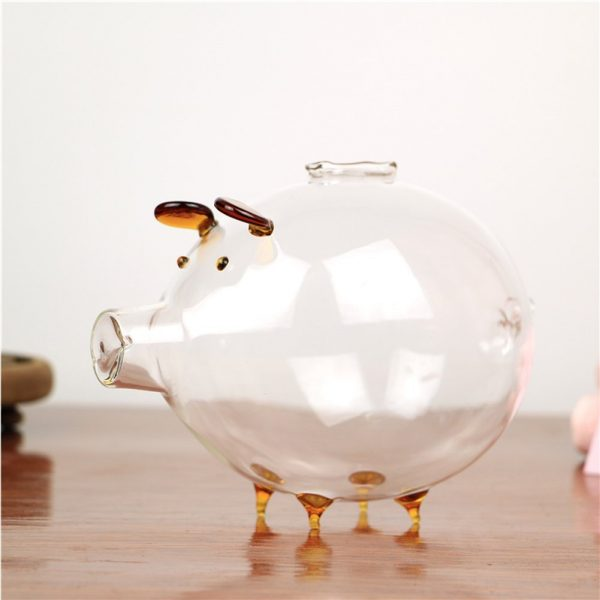 50 cool piggy and coin banks for kids that adults would Decorative piggy banks for adults