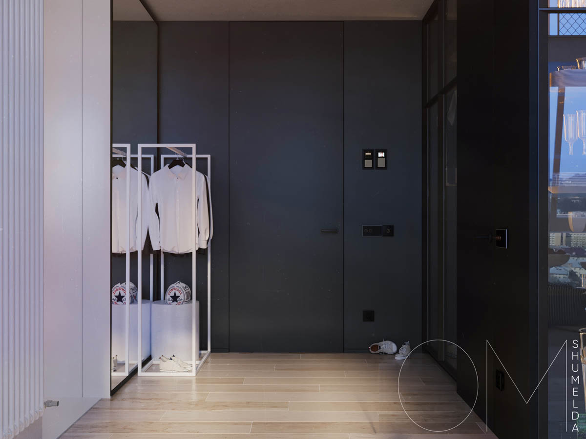 Clothes Storage Ideas - 4 chic homes that utilize lofted spaces