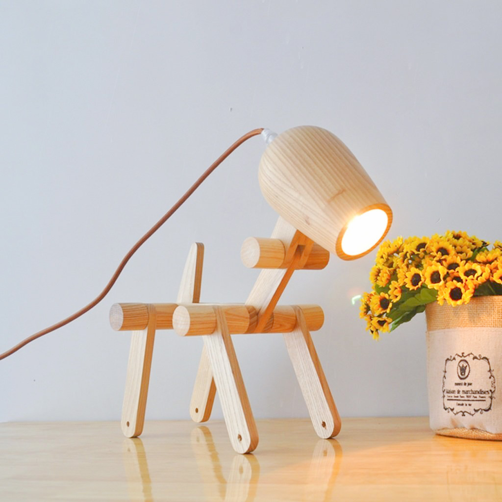Cool Product Alert: A Dog Like Desk Lamp ...
