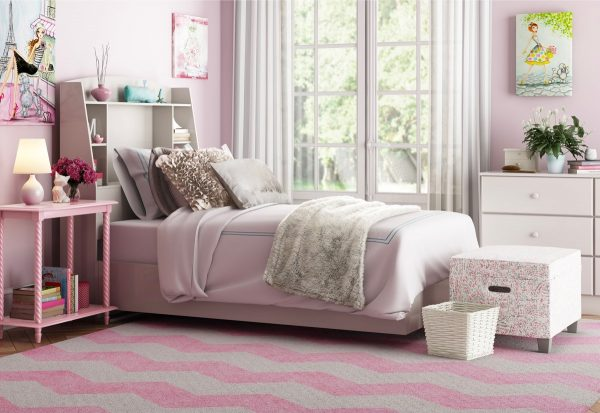 storage pink carpet beds kids designs drawers with for boy white stairs and a bedroom bed flower girl
