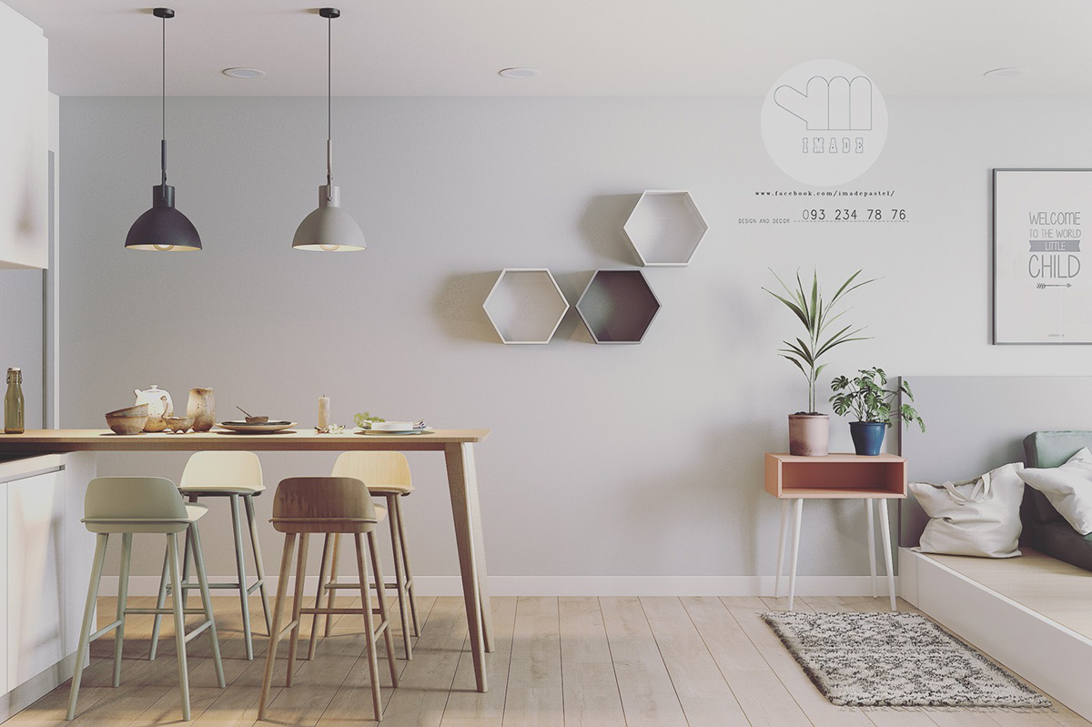 Three Contemporary Interiors Making The Most Of Light Wood