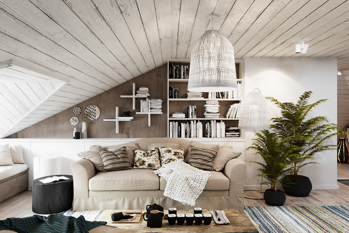 Two Large Scandinavian Style Homes For Young Families images 17