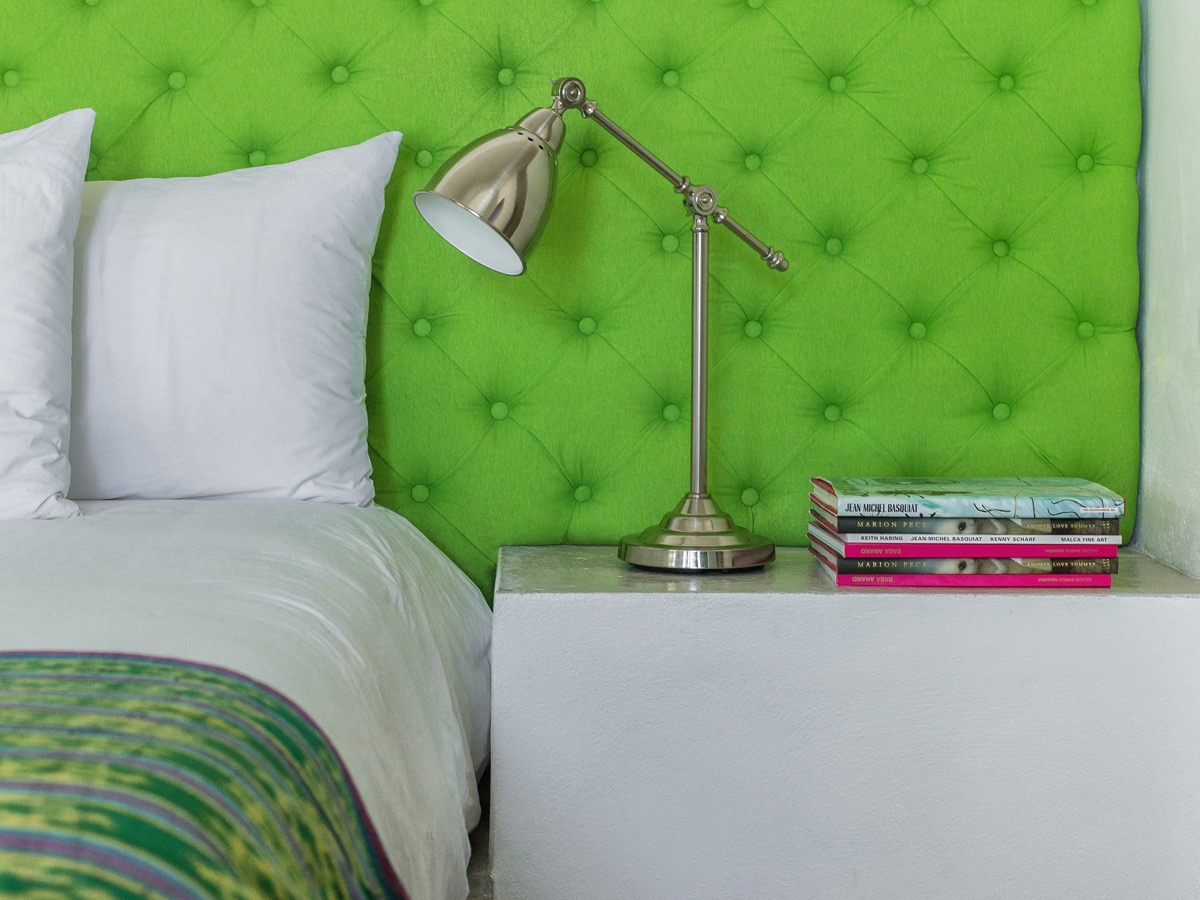 Lime Green Headboard - You can now rent pablo escobar s beachside villa in tulum