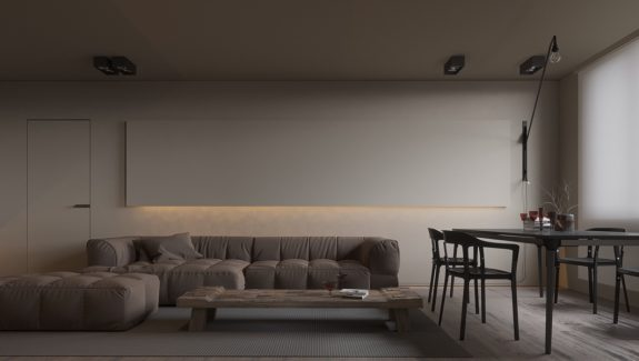 How To Use Neutral Colors In Interior Design: 2 Examples That Show The Easy, Minimalist Way