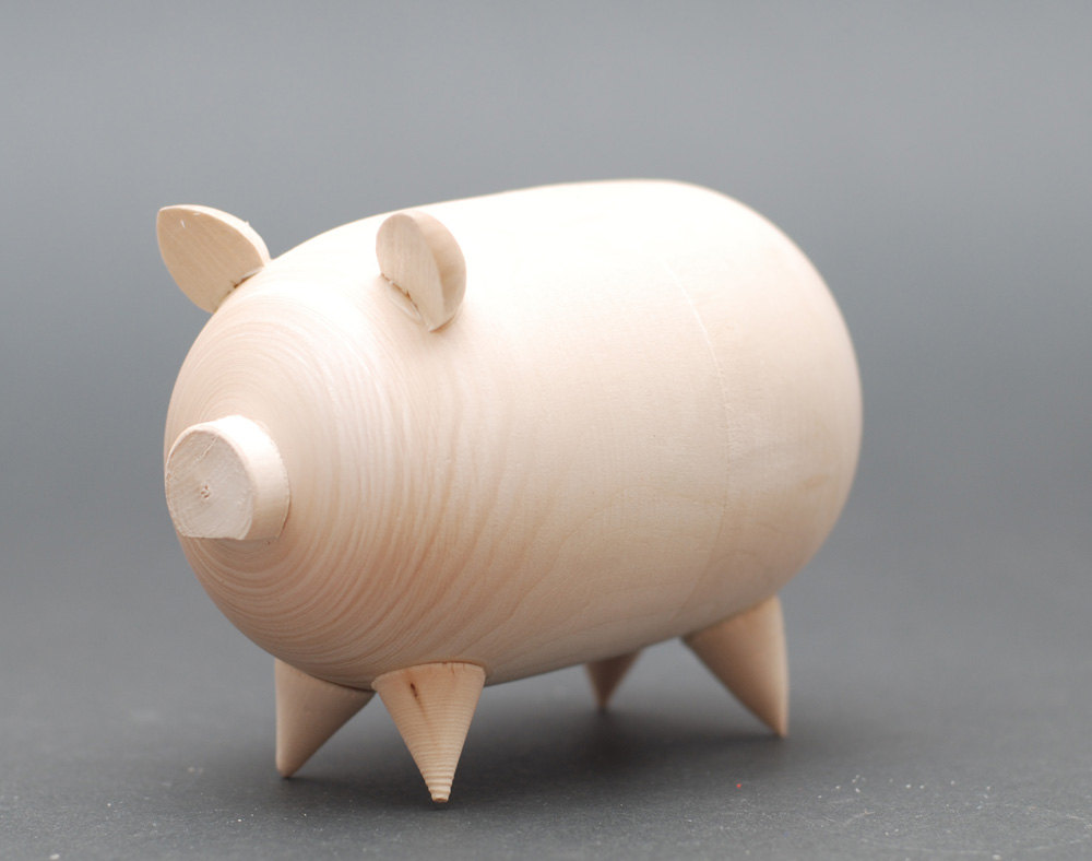 Accessories interior design ideas Decorative piggy banks for adults