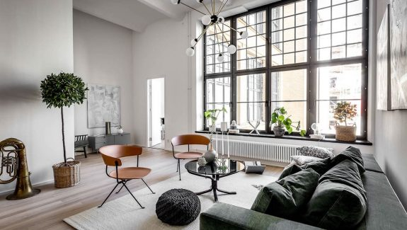 5 Scandinavian-Inspired Apartments