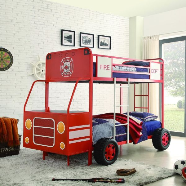 Truck Beds For Boys : Beautiful kids beds that offer storage with sweet dreams