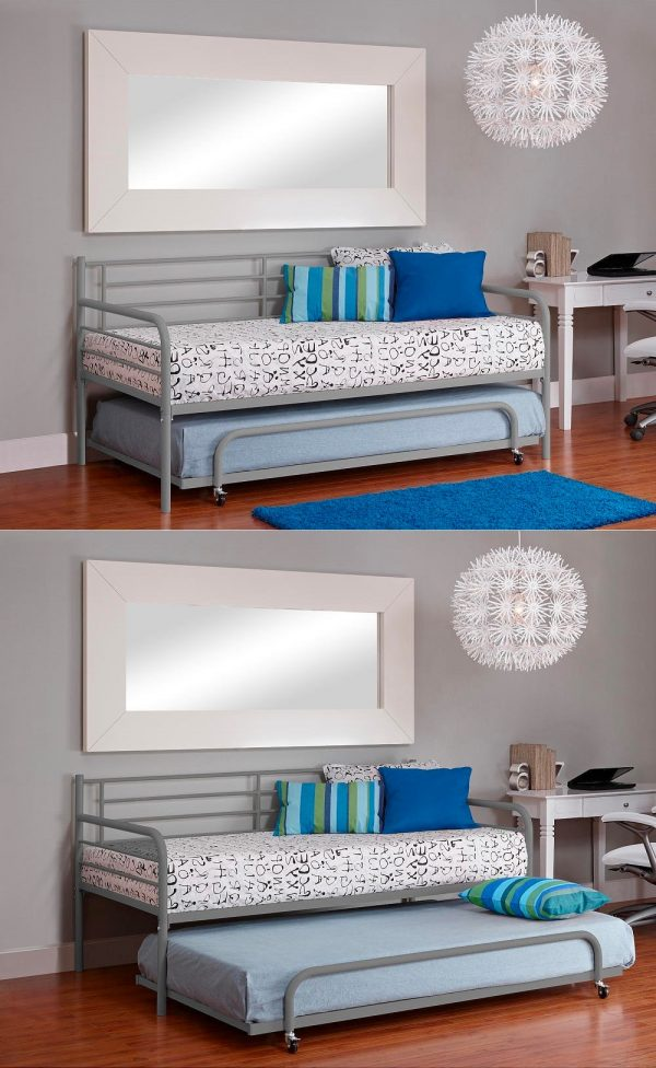 Home designing 40 beautiful kids 39 beds that offer storage with sweet dreams contemporary - What you need to know about trundle beds ...