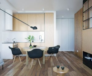 ... Home Design Under 60 Square Meters: 3 Examples That Incorporate Luxury  In Small Spaces ...