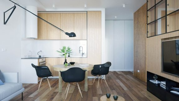 Home Design Under 60 Square Meters: 3 Examples That Incorporate Luxury In  Small Spaces