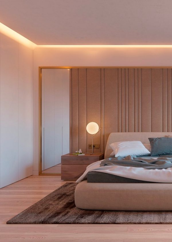 50 Uniquely Cool Bedside Table Lamps That Add Ambience To