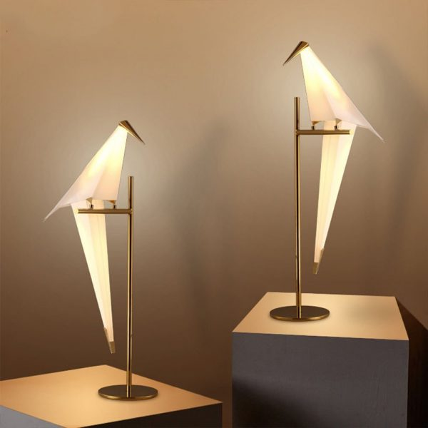 Uniquely Cool Bedside Table Lamps That Add Ambience To Your - Unusual bedroom lamps