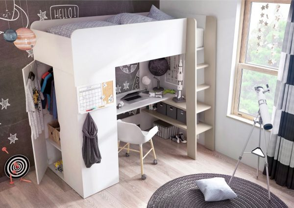 40 Beautiful Kids Beds That Offer Storage With Sweet Dreams