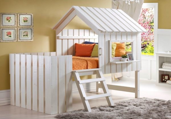 40 Beautiful Kids 39 Beds That Offer Storage With Sweet Dreams