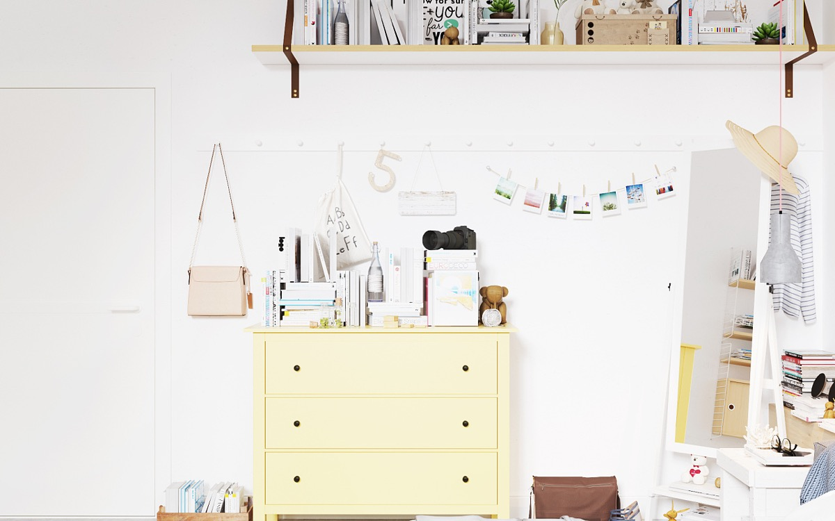 Modern Chest Of Drawers - Scandinavia meets japan in these minimalist work spaces
