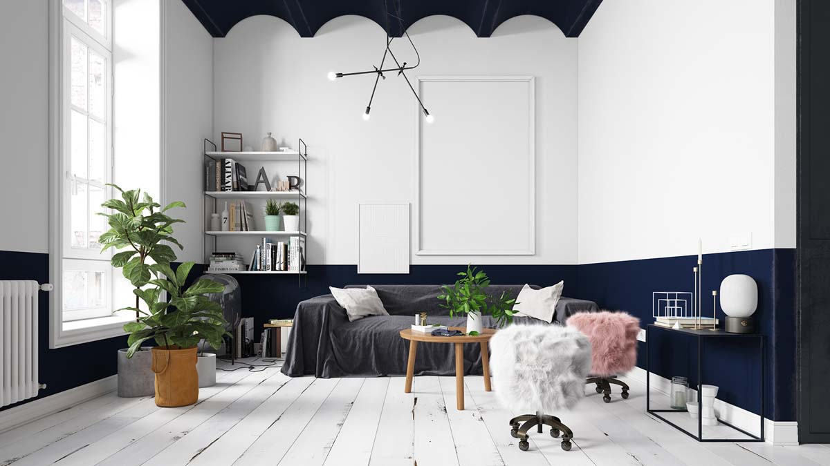 4 feature rich homes scandi decor inspiration Scandi decor inspiration