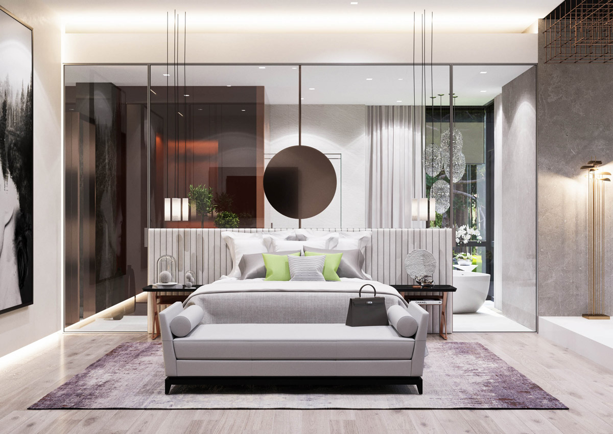 A Spacious Moscow Home That Exudes Luxury images 18
