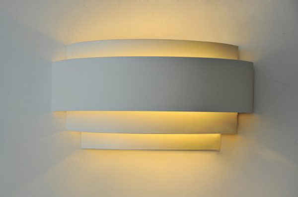 Flush Interior Wall Lights : 50 Uniquely Beautiful Wall Sconces That Also Serve As Decorative Pieces.... : Interior Design ...