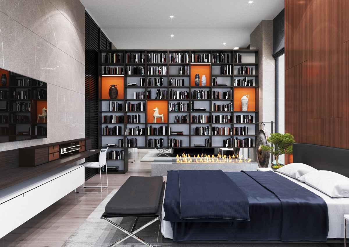 A Spacious Moscow Home That Exudes Luxury images 25