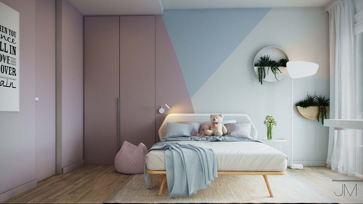 7 Beautiful Examples To Help You Design A Room For A Young ...