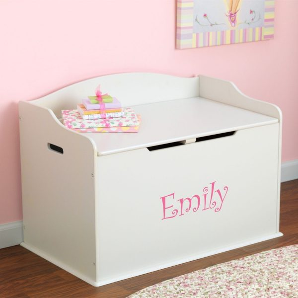 Cool Toy Box For Boys : Kids room decor accessories to create your child s