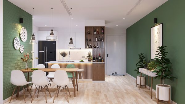In the dining area scandinavian style chairs in particular the eames eiffel chair is a perfect choice comfortable easy to clean and a timeless style